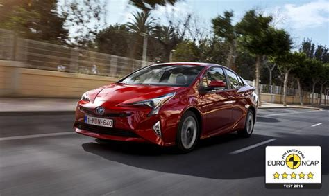Toyota Prius Safety Rating New Toyota Prius Awarded 5 Ncap Safety Rating