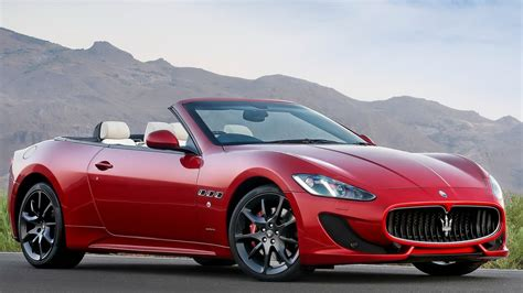 red maserati spyder 30 maserati granturismo wallpapers high resolution download