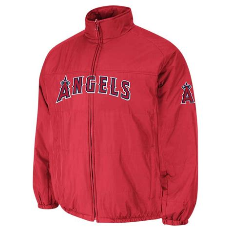 Sweater Los Angeles Redmerch majestic mens los angeles of anaheim climate onfield fullzip jacket in for