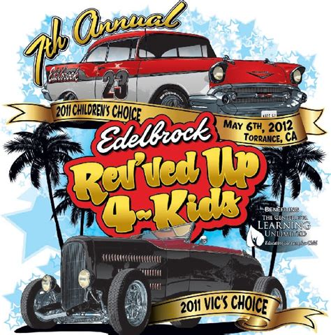Ved Up kick your summer with edelbrock s rev ved up 4