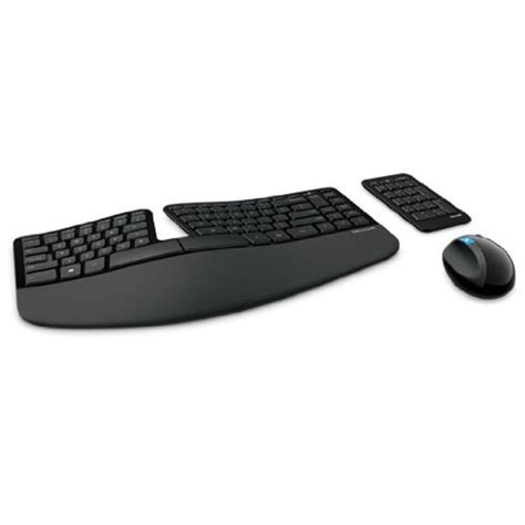 microsoft sculpt comfort keyboard bluetooth microsoft sculpt ergonomic desktop bluetooth keyboard