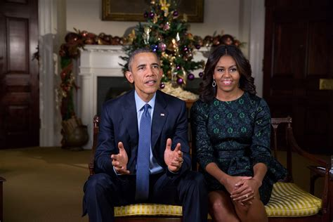 merry christmas obama and family hawaii weekly address merry from the president and