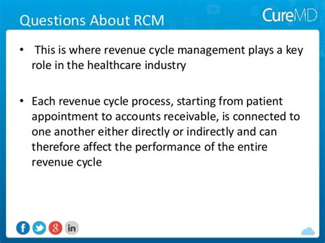 5 answers to the most frequently asked questions about revenue cycle