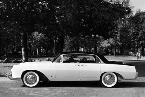lancia aurelia quot florida quot 4 porte 1955 concept cars
