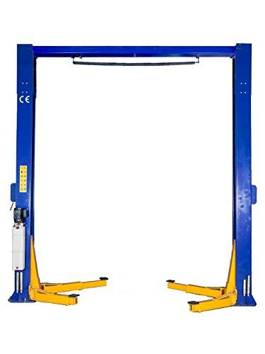 Clear Floor Hoist by Triumph Nto 15 15000lbs Two Post Clear Floor Lift