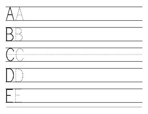 Letter A B C number names worksheets 187 abcd worksheet free printable