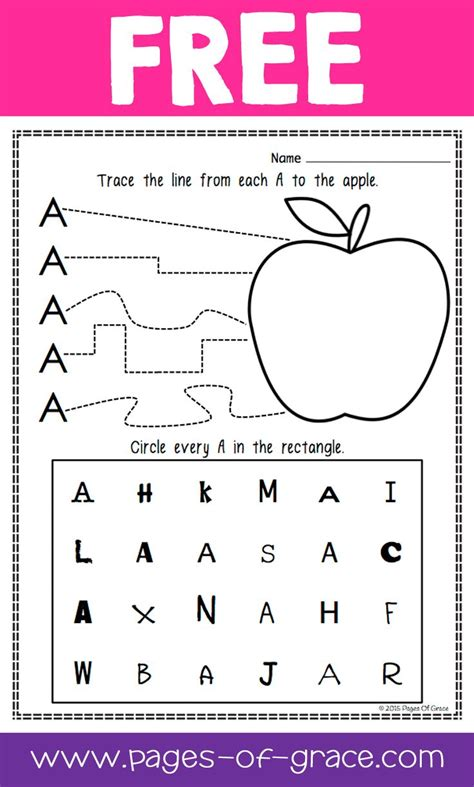 worksheet alphabet recognition worksheets worksheet