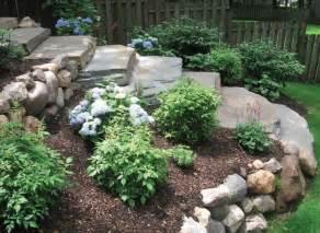 Backyard Ideas Slope Landscaping Ideas For Sloped Backyard Marceladick