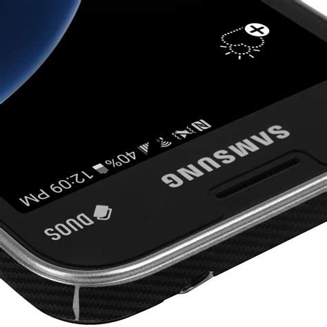Cover Hp Samsung J1 samsung galaxy j1 mini prime techskin black carbon fiber skin