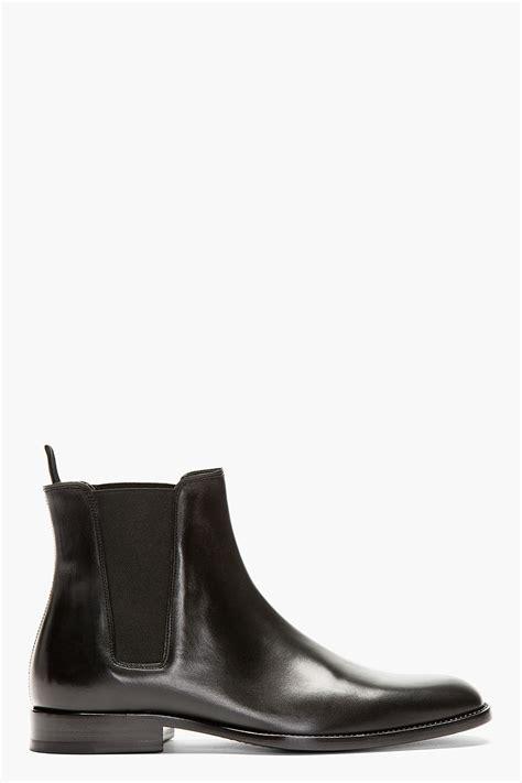 laurent mens chelsea boots laurent black leather chelsea boots