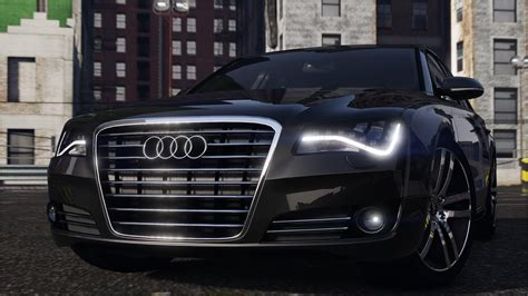 books about how cars work 2012 audi a8 interior lighting 2012 audi a8l w12 add on replace gta5 mods com