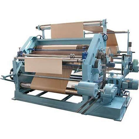 Paper Corrugated Box Machinery - corrugated board box machines oblique