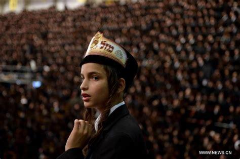 hasidic wedding scandals young jewish boy hasidic jewish wedding ceremony held in