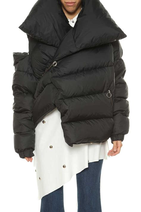 Jacket Marques marques almeida marques almeida asymmetric jacket black s jackets italist