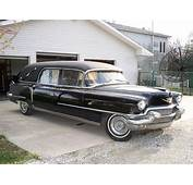 1956 S Cadillac Hearse  Engin Car 1950 To 1959 Pinterest