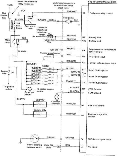 1996 honda accord wiring diagram efcaviation