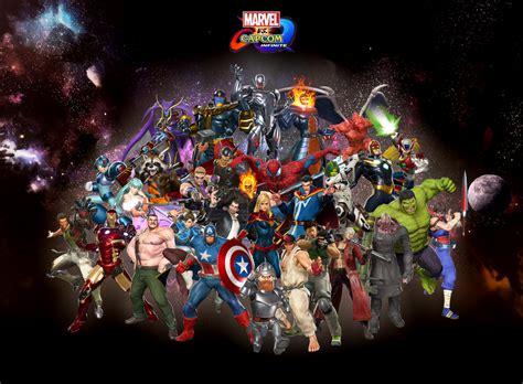 Marvel Vs Capcom Live Wallpaper by Walpaper Marvel Impremedia Net