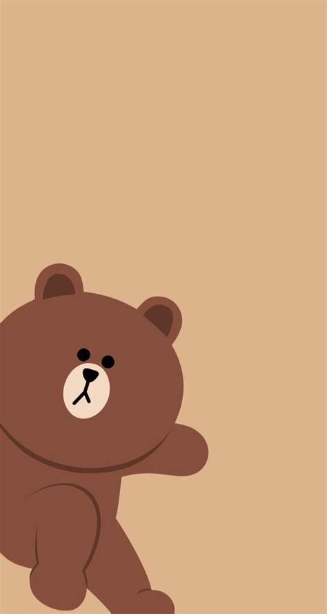 Brown Line Characters 20 best line character images on wallpapers backgrounds and cony brown