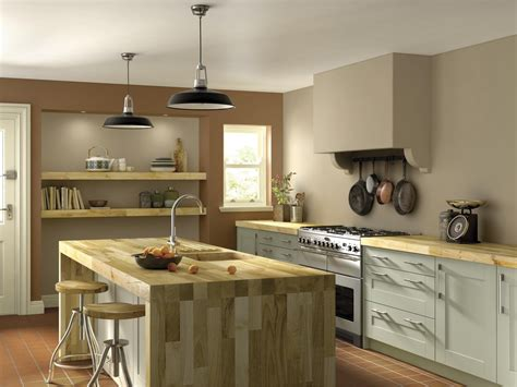 Kitchen Paint At Wickes New Paint Shades From Wickes Kitchen Sourcebook