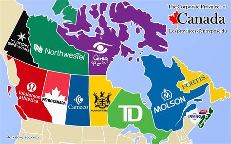 canadian map by province corporate of the provinces the left eye