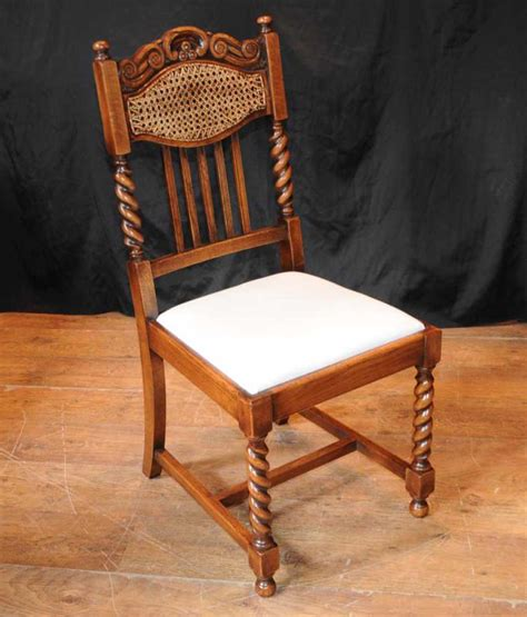 farmhouse and chairs set set 8 barley twist dining chairs kitchen farmhouse