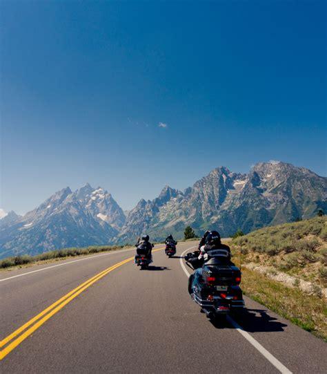 Motorradurlaub Kanada by Gef 252 Hrte Motorradreise Kanada Kanada Und Yellowstone