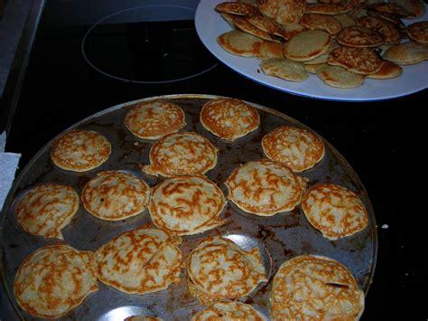 cucina olandese poffertjes
