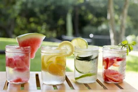 Detoxing Water For Anxiety by 20 Delicious Detox Waters To Cleanse Your And Burn