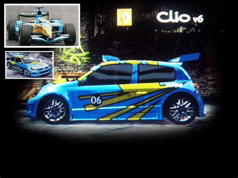 renault clio v6 nfs carbon renault clio v6 by carx7 images showroom need for