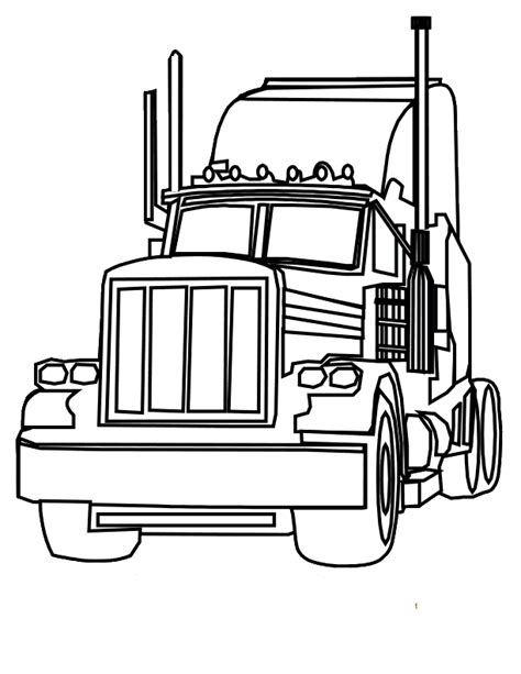 18 wheeler sketches related keywords suggestions 18