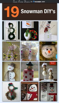 From hometalk 19 insanely cute snowman diy s 19 snowman diy s perfect