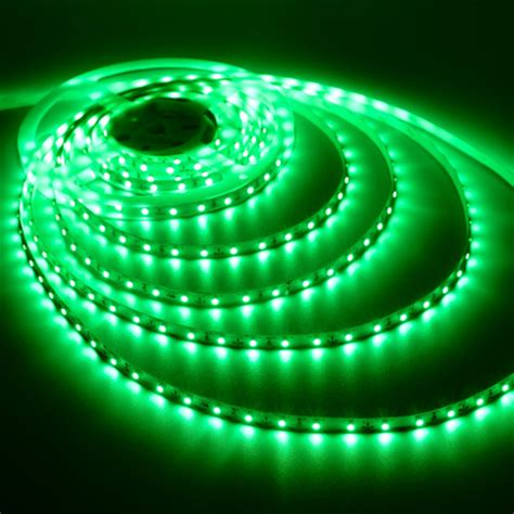 green led strip light 12v led tape light bright house