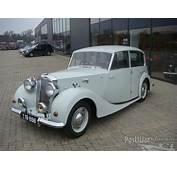 1949 Triumph 2000 Renown Sedan  British Cars Pinterest
