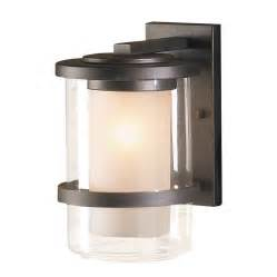 wall light outdoor allen roth 11 3 4 in rubbed bronze outdoor wall