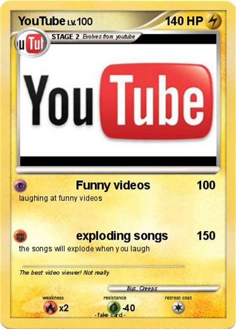 utube card pok 233 mon 235 235 my card