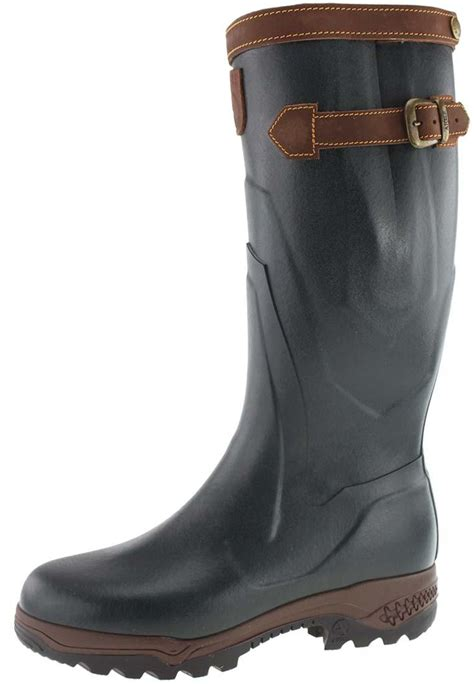 Blackmaster King High Boot Size 39 44 aigle parcours 2 trophee bronze rubber boots a high