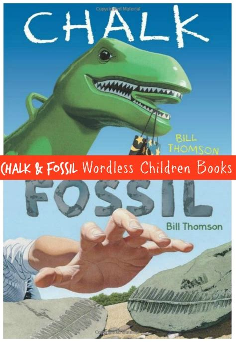 chalk wordless picture book chalk fossil wordless children books only 7 reg 15