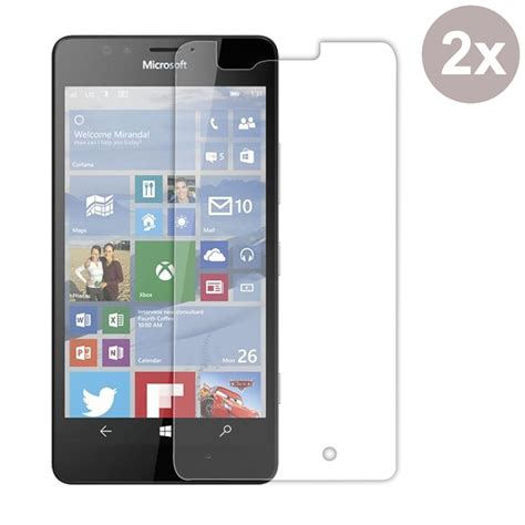 For Nokia Lumia 950 Clear Gratis Tempered Glass Ultra Thin S microsoft lumia 950 tempered glass screen protector pdair