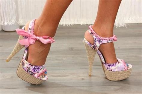 Pretty Heels For Summer by And Heels Heelsfans