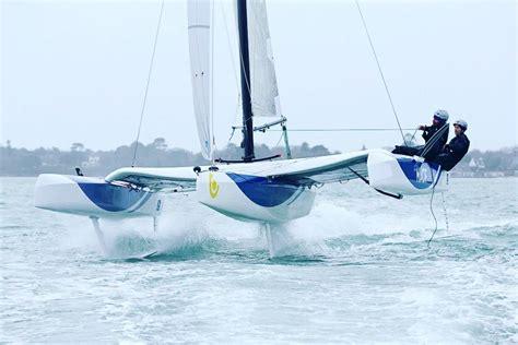 trimaran macif foil team macif to join the ultime trimaran club boat design net
