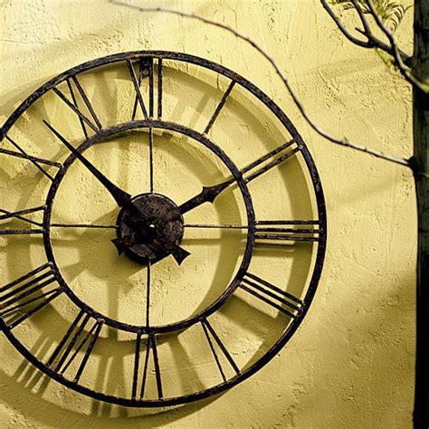 Garden Clock by Take Time Outside Small Garden Ideas Housetohome Co Uk