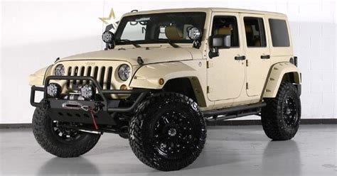 matte tan jeep dallas starwood custom s 2012 jeep wrangler unlimited