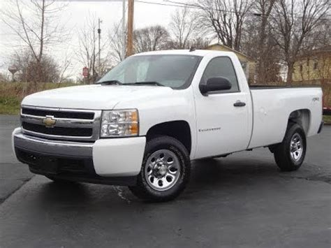 In The Bed Of Chevy by 2007 Chevy Silverado 1500 Reg Cab Bed 4x4 Sold