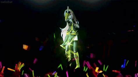 Boneka Miku Concert Vocaloid vocaloid gif on