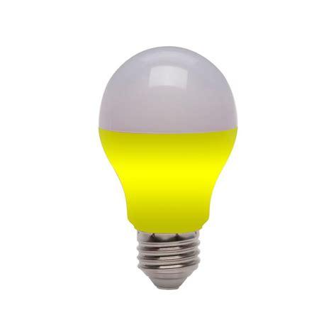 Ecosmart 25w Equivalent A19 Led Light Bulb Yellow Ecs 25w Led Light Bulb