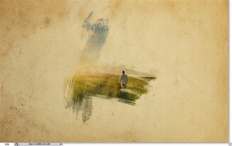 cool watercolor effect in 10 steps in photoshop
