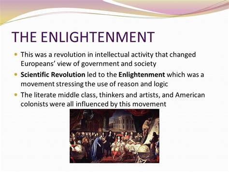 the revolution from enlightenment to tyranny books the scientific revolution and age of enlightenment ppt