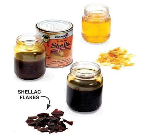 Shellac Flakes Shelf by Polishing Popular Woodworking Magazine