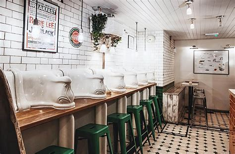 The Attendant fancy a coffee in the toilet a review of the attendant