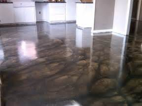 stained concrete floors recipes